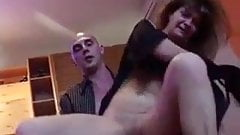 HOT FUCK #186 GILF getting the fuck of her life!