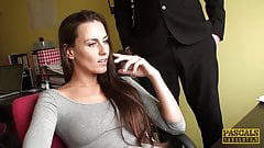 PASCALSSUBSLUTS - Pretty Mea Melone hardfucked in both holes