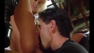 smells of sex