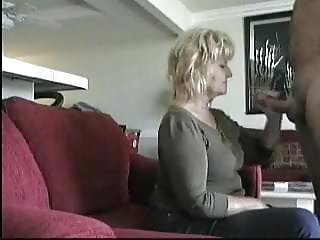 Older Neighbor GivesBJ on hidden cam