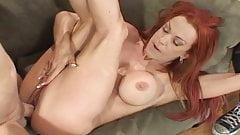Red head freak Shannon Kelly
