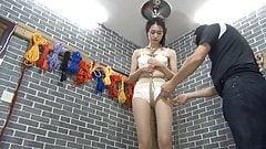 Tie up beautiful women