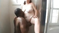 Wife with black friend.
