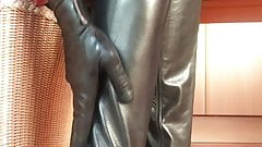 Latex meets Leather