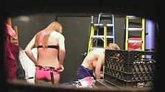 Backstage sisters 1