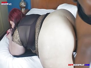 Big Dick Black Guy With Dreadlocks Fucks Big Booty White Mom