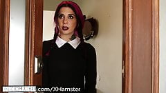 Wednesday Addams gets Ass Fucked 's Thumb