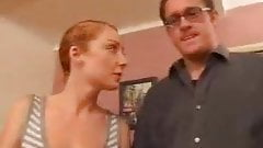 SB3 Ginger Teen Babysitter Fucks The Babies Father !