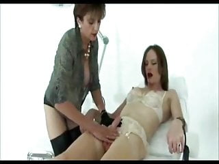 British Domme Uses Her Sissy