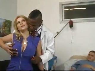 Blonde fuck her doctor