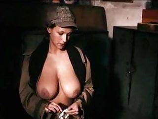 busty woman topless talk