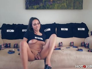 Preview 3 of College Teen Cam Girl Cums Hard