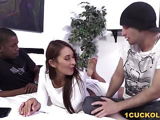 Deanna Dare Fucks BBC - Cuckold Sessions