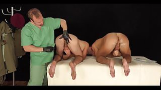 Army doctor make  guys to fuck Each Other