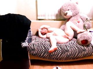 Russian Midget On Webcam