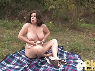 Old Outdoor Girl