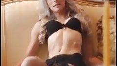 Hot Blonde T-girl