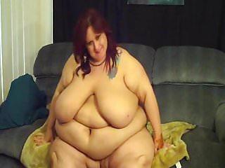 ms X X L ssbbw on sofa
