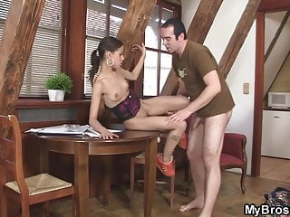 Download video bokep He tricks brothers wife into sex Mp4 terbaru