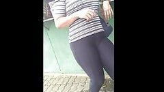 calcinha na calca transparente (panties in transparent) T94