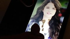 Selena Gomez (Cum Tribute)
