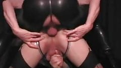 Rubber suck slave