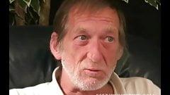Mature Man Ron Jacks Off