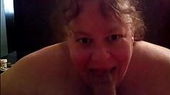 BBW Head #423 He found Her on Craigslist (Mature)