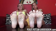 Our perfect little toes will make you drool