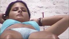 hot teen beach crotch shot 109, great cameltoe