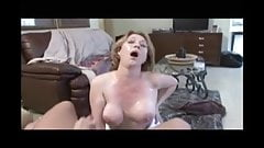 Cumshot in not Mommy's Face WF