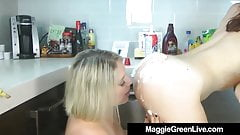Adult Film Star Maggie Green G