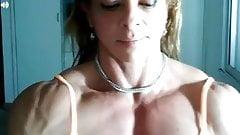 Latina muscle tits