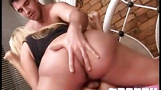 Big Tit Shemale Threesome With Girl and Guy