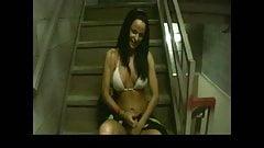 Stairwell JOI Jerk Off Instruction (DJ)