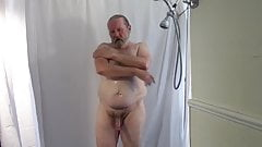 Shower Time for Daddy.