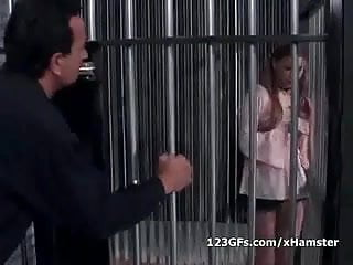 Pigtails rond asses - Pigtailed girlfriend gets ass fucked in jail