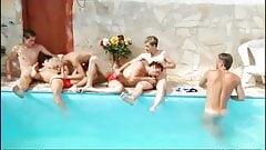 5-way poolboy raw gangbang