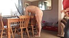 women spank wife 1
