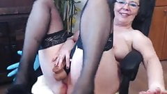 Webcam Hardcore 100 - Neighbour GILF