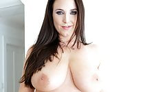 Angela White's Huge Naturals