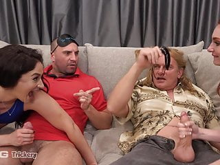 Trickery Bored Wifes Sheena Ryder And Lacy Lennon Swap Men