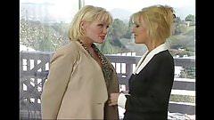 office lesbian