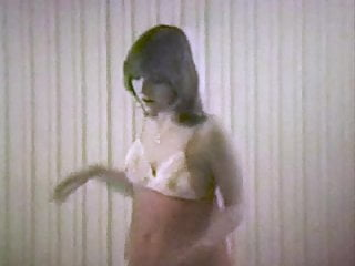 MYSTIFY - vintage 80's girl striptease dance