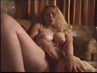 Mature couple homemade vid - blow, mast, fuck - no sound