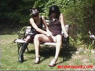 Lesbian Outdoor Encounter