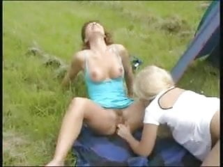 squirting lesbian campers