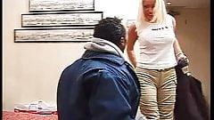 Omar bangs French Girl