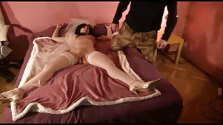 Krakenhot - Obedient bride in BDSM scene