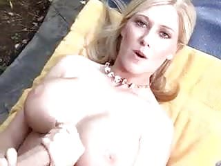 HandJob Cum On Tits